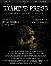 Cover Kyanite Press