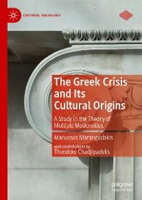 Cover The Greek Crisis and Its Cultural Origins