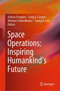 Cover Space Operations: Inspiring Humankind's Future