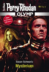Cover Olymp 1: Mysterium