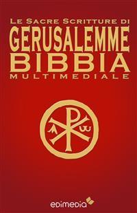Cover Le Sacre Scritture di Gerusalemme Bibbia Multimediale