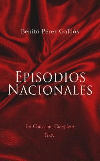 Cover Episodios Nacionales - La Colección Completa (1-5)