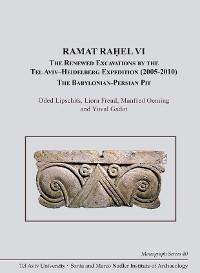 Cover Ramat Raḥel VI