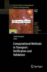 Cover Computational Methods in Transport: Verification and Validation