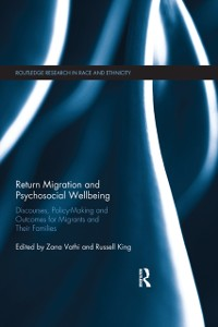 Cover Return Migration and Psychosocial Wellbeing