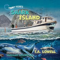 Cover Timmy Fishes Shark Island