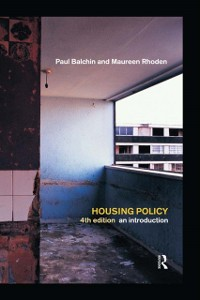 Cover Housing Policy