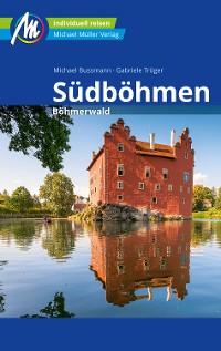 Cover Südböhmen Reiseführer Michael Müller Verlag