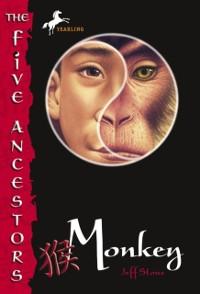 Cover Five Ancestors Book 2: Monkey