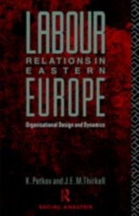 Cover Labour Relations in Eastern Europe