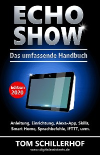 Cover Echo Show - Das umfassende Handbuch
