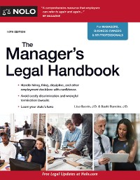 Cover Manager's Legal Handbook,The