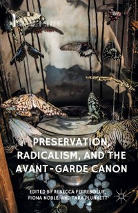 Cover Preservation, Radicalism, and the Avant-Garde Canon