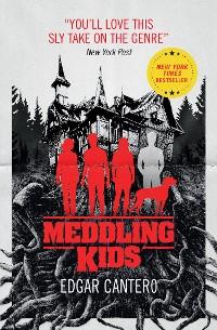 Cover Meddling Kids
