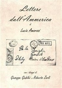 Cover Lettere dall'Ammerica