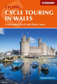 Cover Cycle Touring in Wales
