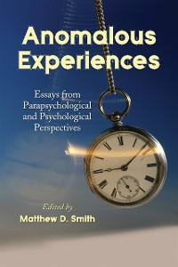 Cover Anomalous Experiences
