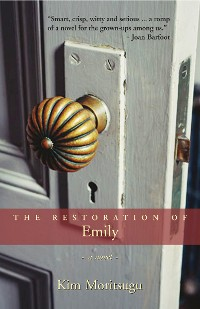Cover The Restoration of Emily