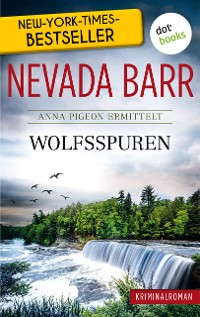 Cover Wolfsspuren: Anna Pigeon ermittelt - Band 14