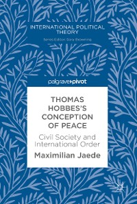 Cover Thomas Hobbes's Conception of Peace