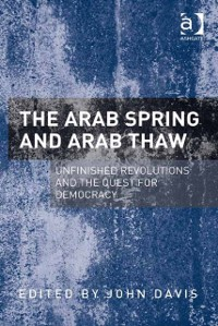 Cover Arab Spring and Arab Thaw
