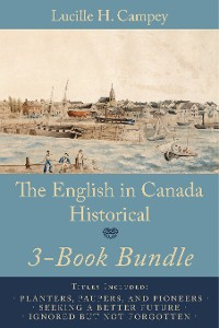 Cover The English In Canada Historical 3-Book Bundle