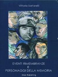Cover Eventi, rimembranze e personaggi della memoria