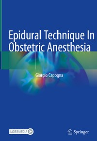 Cover Epidural Technique In Obstetric Anesthesia