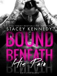 Cover Bound Beneath His Pain