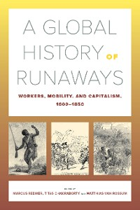 Cover A Global History of Runaways