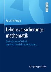 Cover Lebensversicherungsmathematik