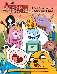 Cover Tales from the Land of Ooo