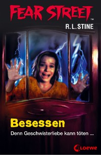 Cover Fear Street 46 - Besessen