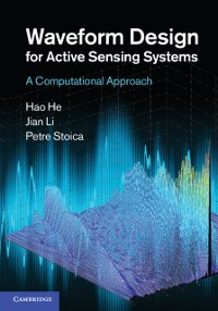 Cover Waveform Design for Active Sensing Systems
