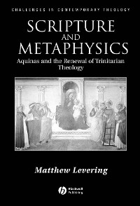 Cover Scripture and Metaphysics