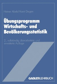 Cover Ubungsprogramm Wirtschafts- und Bevolkerungsstatistik