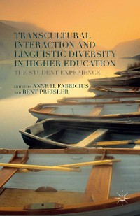 Cover Transcultural Interaction and Linguistic Diversity in Higher Education
