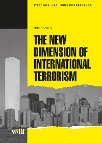 Cover The New Dimensions of International Terrorism
