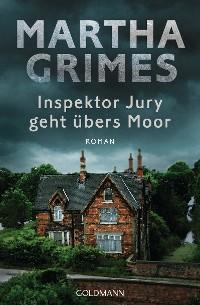 Cover Inspektor Jury geht übers Moor