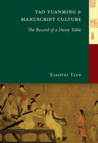 Cover Tao Yuanming and Manuscript Culture