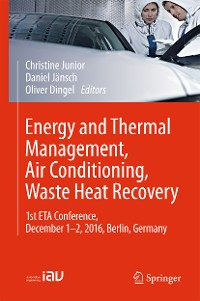 Cover Energy and Thermal Management, Air Conditioning, Waste Heat Recovery