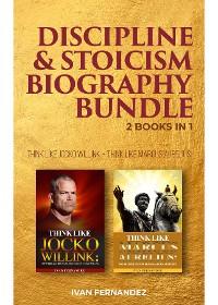 Cover Discipline & Stoicism Biography Bundle: 2 Books in 1