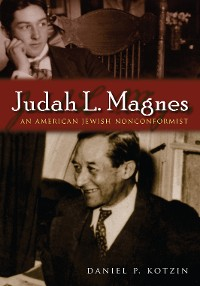 Cover Judah L. Magnes