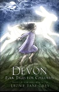 Cover Devon Folk Tales for Children