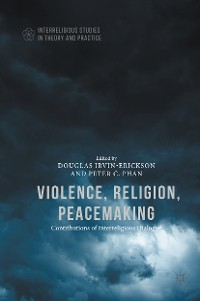 Cover Violence, Religion, Peacemaking