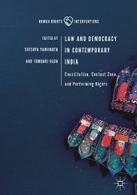 Cover Law and Democracy in Contemporary India