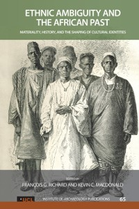 Cover Ethnic Ambiguity and the African Past