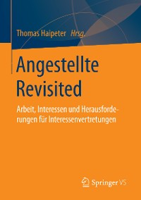 Cover Angestellte Revisited