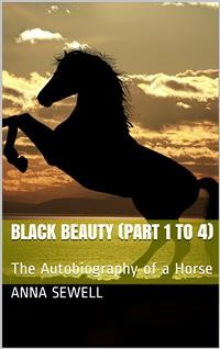 Cover Black Beauty (Part 1 to 4)