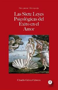 Cover Las siete leyes psicológicas del éxito en el amor